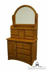 Bassett Furniture Country French 38 Chest On Chest W. Mirror 2050-213 / 2050...