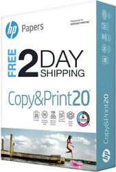 Copyprint20 8.5x11 Print Paper 1 Ream 500 Sheets Sublimation Drawing Sale Office