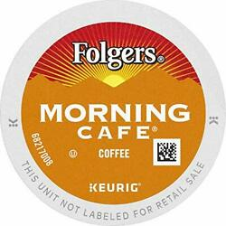 Folgers Morning Cafandeacute Mild Roast Coffee 192 Keurig K-cup Pods