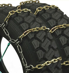 Titan Hd Alloy Square Tire Chains Dual Off/on Road Ice/snow 7mm 245/75-15