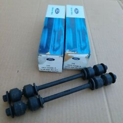 Nos 1983 1984 1985 1986 1987 1988 Ford Mustang Sway Bar Stabilizer End Link Pair