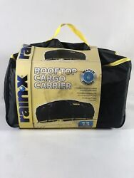 New W/o Box Rain-x Waterproof Roof Top Cargo Carrier Bag With Harness