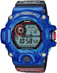 [casio] Watch G-shock Radio Wave Solar For 6 Stations In The World Love Sea And