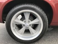 Rocket Rims And Sumitomo Tires Staggered Set 17andrdquo Front - 18andrdquo Rear Like New