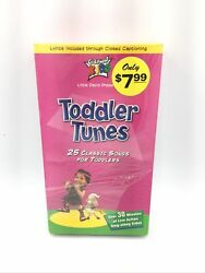 Toddler Tunes Cedarmont Kids 25 Classic Songs For Toddlers Vhs