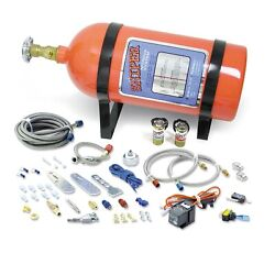 Nos 07005nos Sniper Universal Wet Nitrous System Fits 4 6 Cyl. Multi-point Efi
