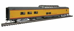 Walthers 920-18655 Ho Union Pacific 85' Acf Dome Diner Lighted Mr Eagle