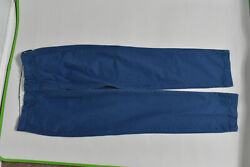 J. Crew Broken-in Chino Pant Size 30x32 Cotton Blue