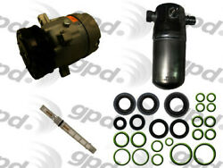 Gdp 9611747 A/c Compressor Fits 98-04 Chevy S10