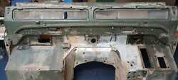 Land Rover Defender Complete Lhd Bulkhead And Dashboard