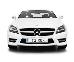 Y2 Rok Cherished Reg Ideal Andlsquorock/y Rockandrsquo Private Number Plate