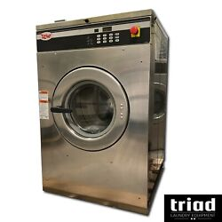 And03910 Unimac 30lb Opl 3phase Commercial Washer Speed Queen Huebsch Hotel Motel
