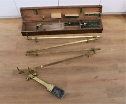 An Important And Early Charles Gavard Pantograph In Brass 1830sandrsquo-early 1840sandrsquo