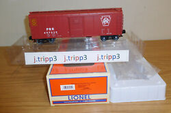 Lionel 84895 Pennsylvania Prr X31 Round Roof Boxcar O Scale Train Freight 497329
