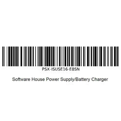 Software House Psx-isuse16-e8sn Power Supply/battery Charger