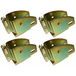 4 Wood Beam Holder Sockets For Use On Trucks Trailers Cargo Haulers And More