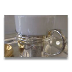 Pn Museum Painting Photography Poster Art Deco Cup Porcelain Silver Gold P27