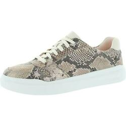 Cole Haan Grandpro Rally Court Womenand039s Leather Snake Print Low Top Sneakers