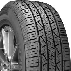 4 New Continental Crosscontact Lx25 235/55r20 102h A/s All Season Tires