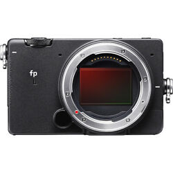 Sigma Fp L Mirrorless Camera Body Only Japan Domestic New