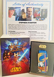 Signed Opx Magicband - Stephen Stanton - 2015 Star Wars Weekends - Magic Band