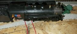 Bachmann, Union Pacific 724, Dcc On Board, 2-8-0 Steam Tender, Ho Scale