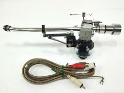Saec We-308 Sx Tonearm With Phono Cable In Excellent Condition