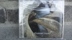 Paul Horn And Steven Halpern Cd Connections 1984 Inner Peace Records Sealed