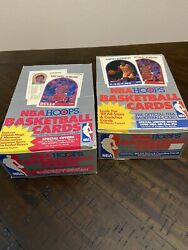 1989 1990 NBA HOOPS WAX SEALED PACKS POSS. MICHAEL JORDAN PSA 10 $10.00