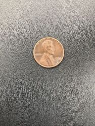 1964 D Lincoln Us Memorial Penny Cent Money