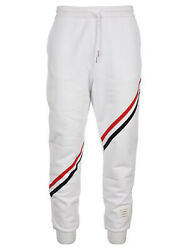 Thom Browne Menand039s Clothing Knitwear White Nib Authentic