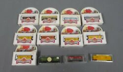 Bachmann N Scale Assorted Freight Cars [12]/box