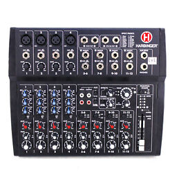 Harbinger L1202fx 12-channel Mixer With Effects
