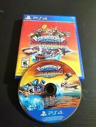 Skylanders Superchargers Sony Playstation 4 2015 Replacement Game Only