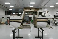 Cessna 182p Fuselage Assy W/ Airwothiness, Bos, Data Tag, And Log Books