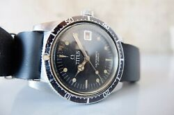 Vintage 1960's Titus Calypsomatic Ss 37mm 5913 - 2nd Generation Automatic Watch