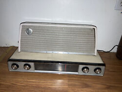 Arvin Tube Radio Model 3582 Great Working Condition Rare