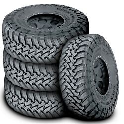 4 Tires Toyo Open Country M/t Lt 375/40r24 Load F 12 Ply Mt Mud