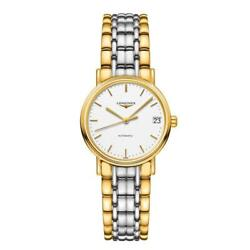 Longines Presence Automatic 30mm Watch New And Authentic 43222127