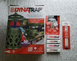 New In Box Dynatrap 3 Lot 1/2 Acre Insect Mosquito Trap Outdoor Dt 1100