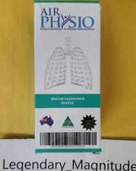 Air Physio Natural Breathing Mucus Clearance Lung Expansion Device