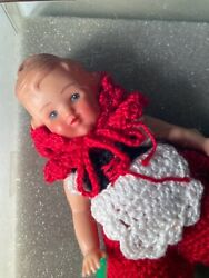 Rare Lissi's 70th Birthday Doll Little Red Riding Hood Lissi Replica Of 1925