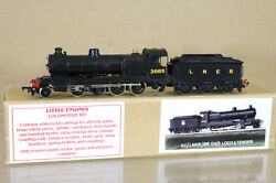 Little Engines Kit Built Lner Ex Gc Br 2-8-0 Class 04/3 Loco 3685 Boxed Ng