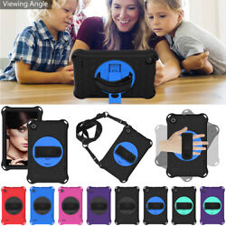 Shockproof Heavy Duty Stand Case Cover For Kindle Fire 7 9th/7th/5th Gen