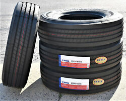 6 New Transeagle St Radial All Steel St 235/85r16 Load H 16 Ply Trailer Tires