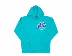 Hp Farms Dirty Fana Pull-over Turquoise/grape Fanta Menand039s Hoodie 33597-trq