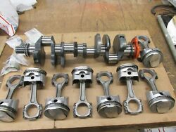 Bbc 427 .060 Big Block Chevy 6223 Steel Crankl2300 Forged Pistons3/8 Rods
