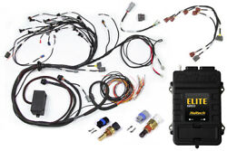 Haltech Ecu Elite 2500+ Terminated Fits Nissan Rb30 Single Cam With Ls1andcas