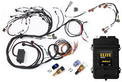 Haltech Ecu Elite 2500+ Terminated Fits Nissan Rb Twin Cam Ignition Type S1