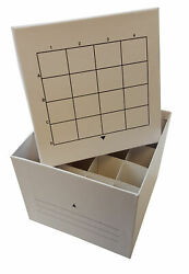 Centrifuge Tube Box For 50ml Tubes Case Of 50 By Go Science Crazy